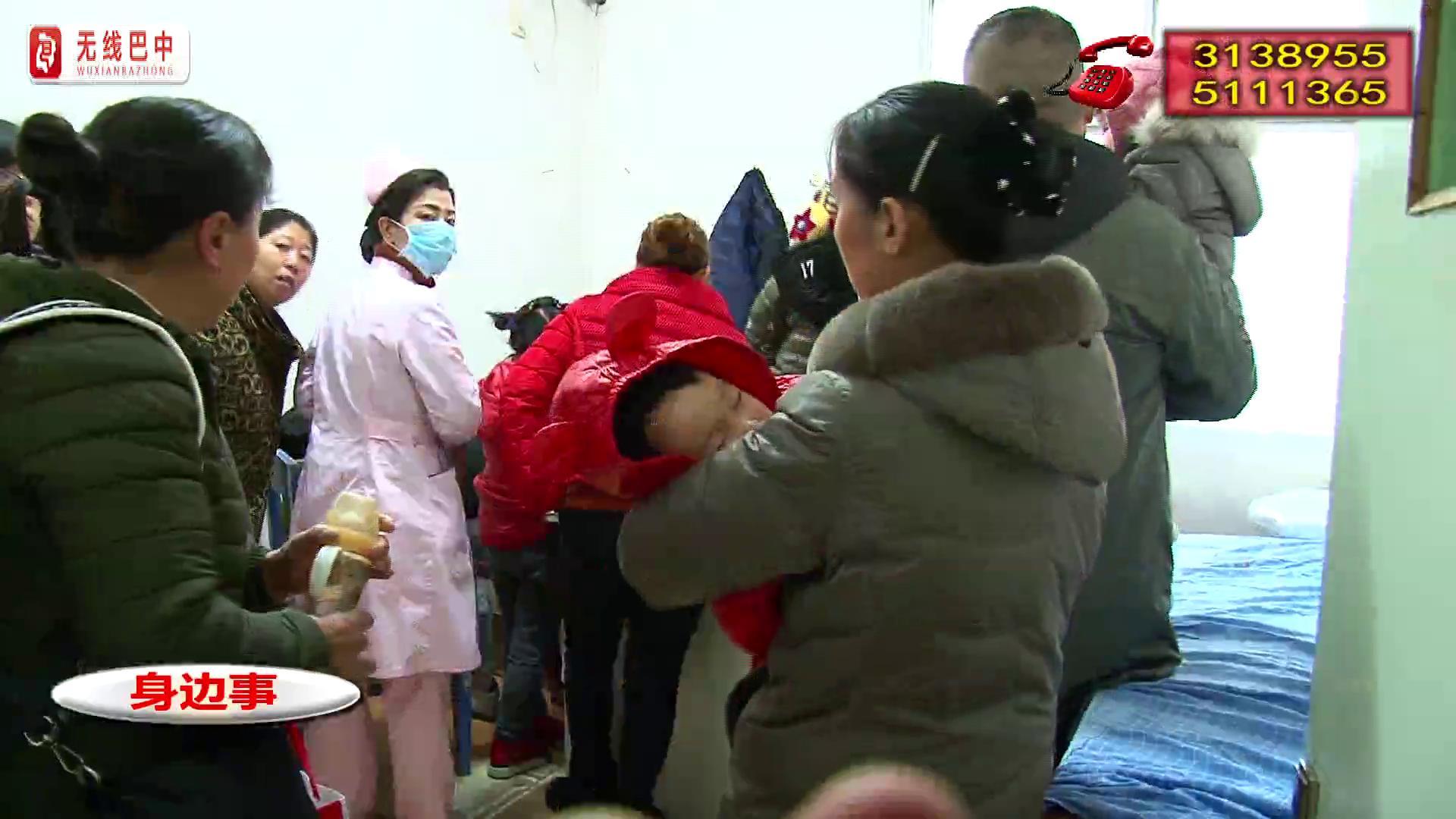 流感冬季高峰季节来临 医院人满为患