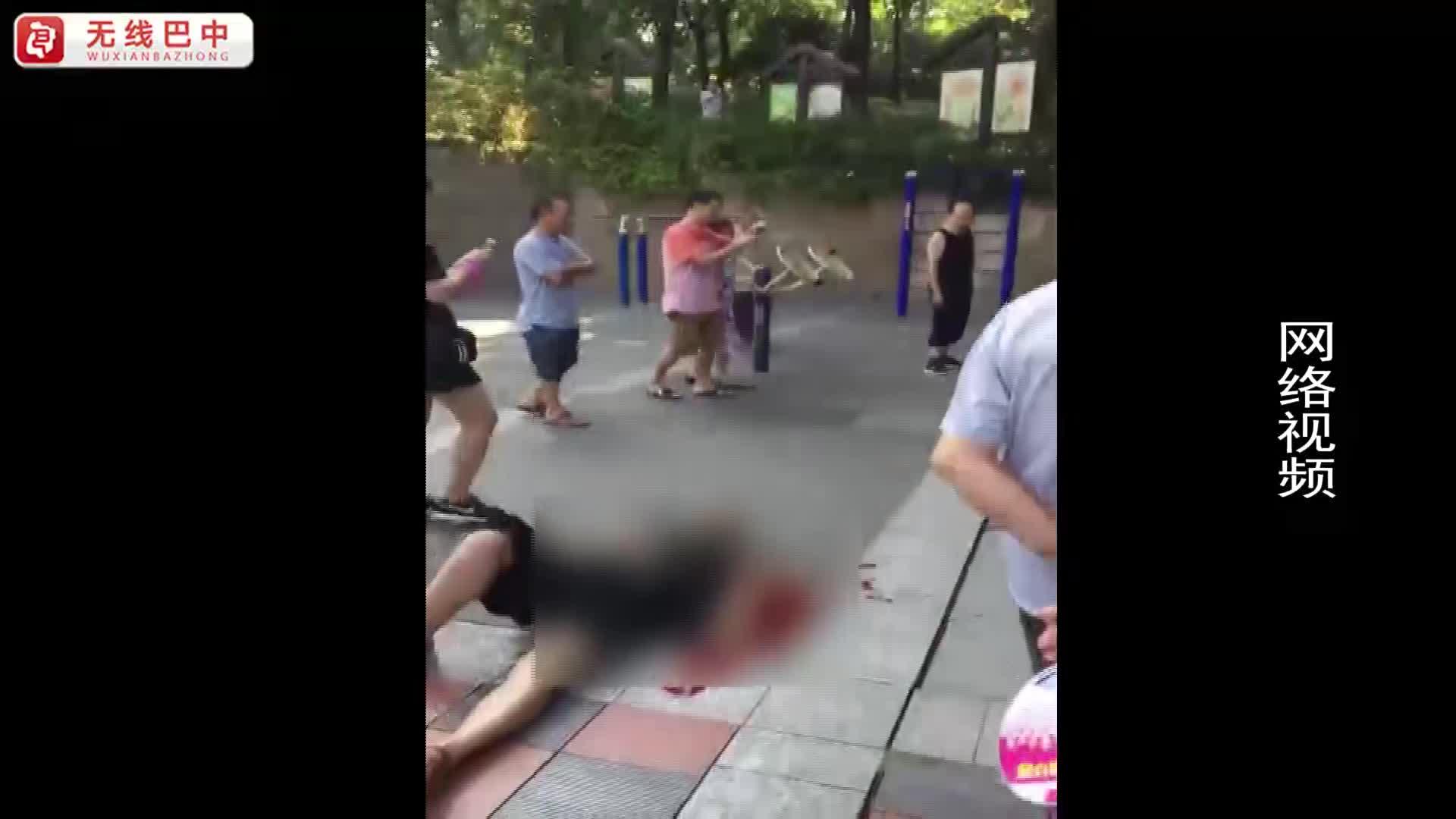 南江发生杀人案?假的