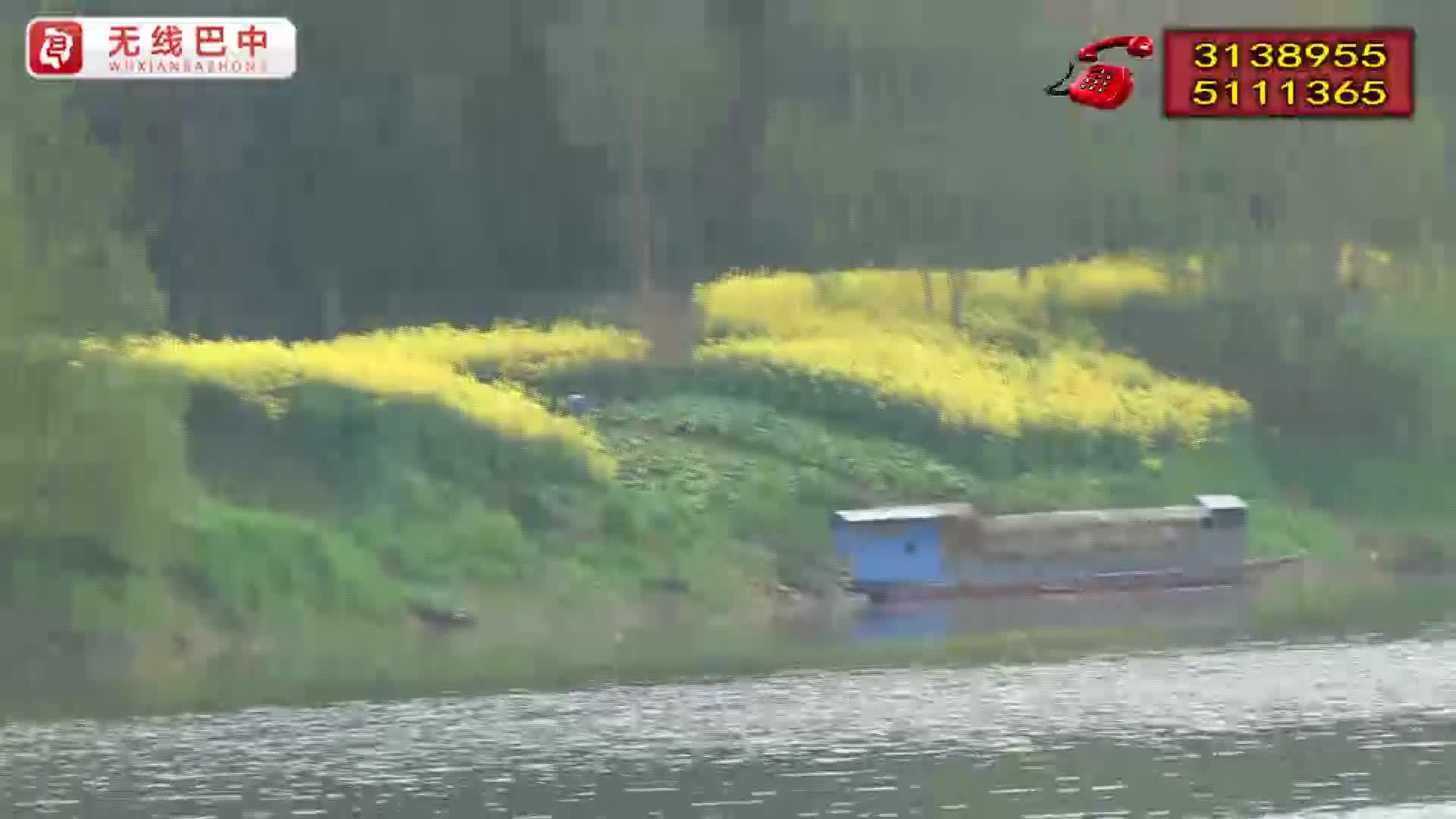 巴州区三江水乡:取缔网箱养鱼留住一河清水