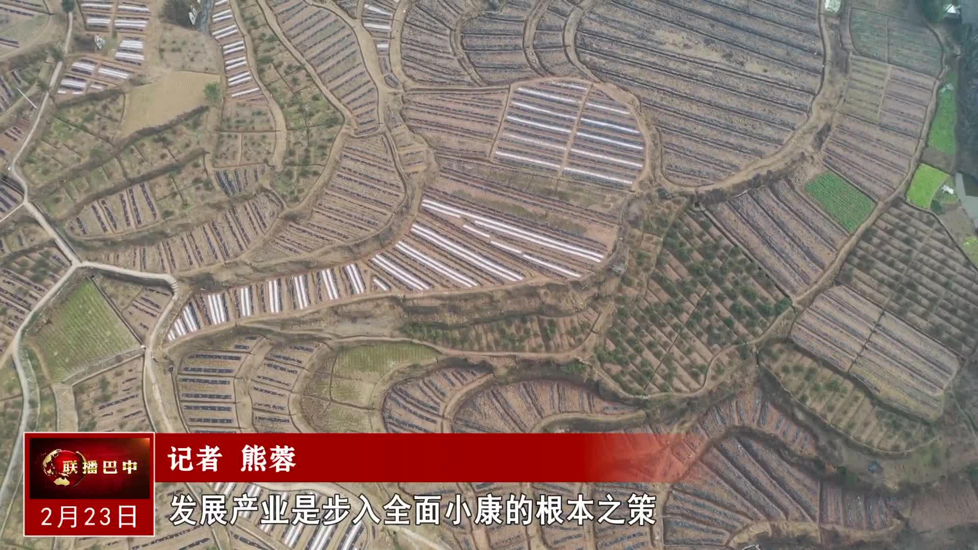 南江:稳脱贫 迈向全面小康